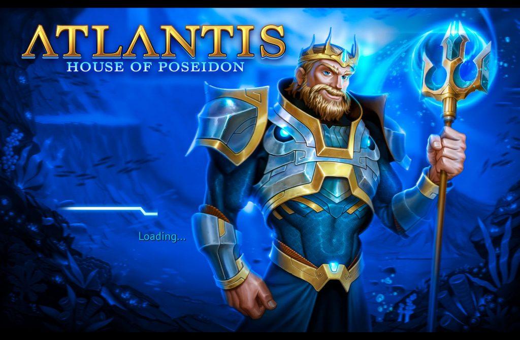 Игровой автомат Atlantis - House of Poseidon