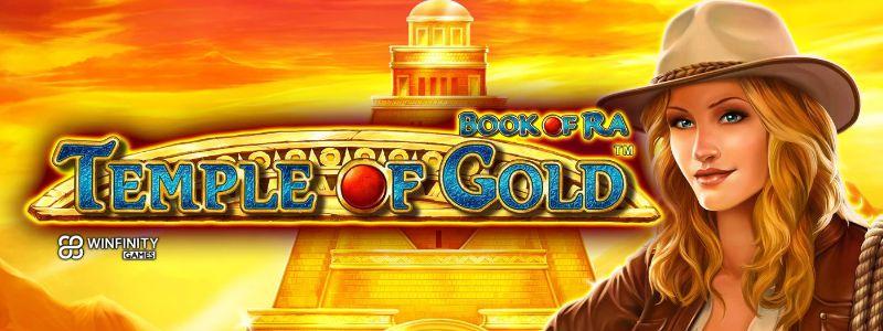 Игровой автомат Book of Ra - Temple of Gold