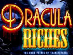 Игровой автомат Dracula Riches
