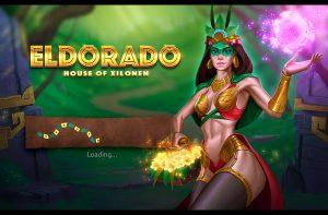 Игровой автомат Eldorado - House of Xilonen