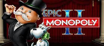 Игровой автомат Epic Monopoly II