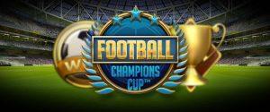 Игровой автомат Football: Champions Cup