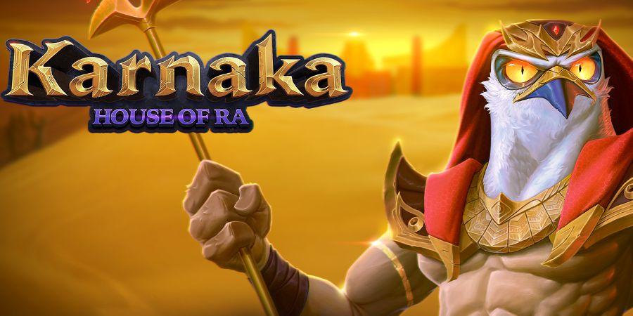Игровой автомат Karnaka - House of Ra