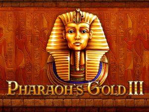 Игровой автомат Pharaoh's Gold