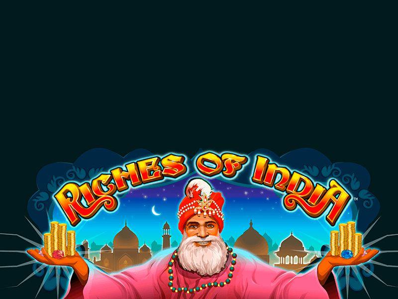 Игровой автомат Riches of India