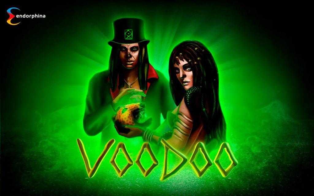 Игровой автомат Voodoo